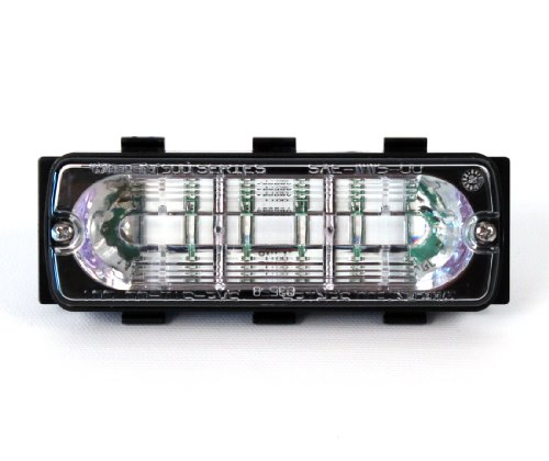 Whelen Engineering 500 Series Linear Super-LED Lighthead - Amber