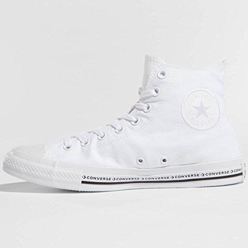 Converse Herren Schuhe/Sneaker Chuck Taylor All Star Hi White