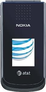 Nokia 2720 Phone, Navy Blue (AT&T)