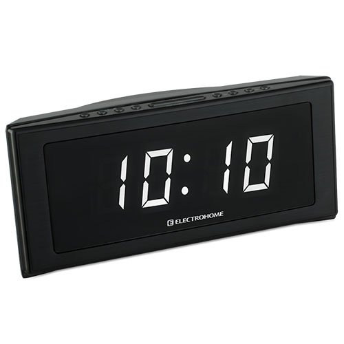 how to set time on philips clock radio