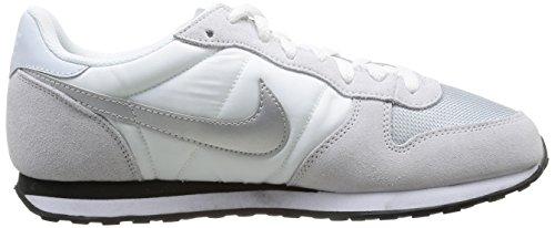 blk Pr NIKE Slvr Sneakers unisex Mtllc Genicco white Pltnm n87xaq7Owp