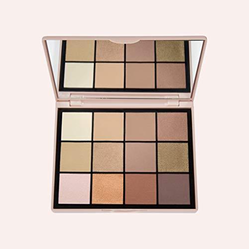 - Pro Eyeshadow Palette 2.0