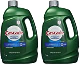 Cascade Advanced Power Liquid Machine Dishwasher Detergent with Dawn, 125-fl, Plastic Bottle (125 fl oz) -2 Pack