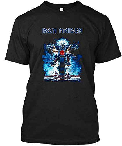 Iron Maiden - Legacy of The Beast Tour Tshirt for Men Women Black ()