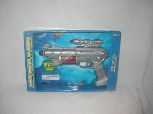 Space Patrol Blaster Space S.W.A.T. Force