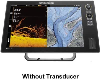 Amazon com : Humminbird, SOLIX 15, Chirp DS/MDI GPS G2 CHO