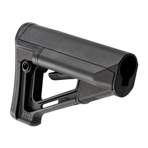 Magpul STR Mil-Spec Carb Stock, Black, Outdoor Stuffs