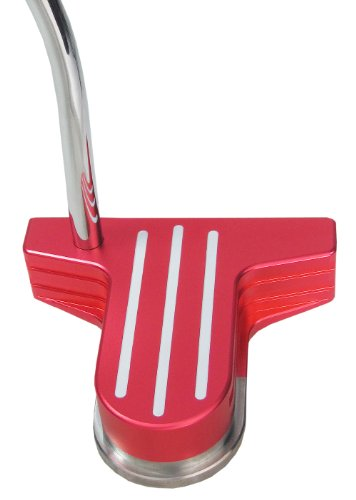 Adams Golf Lady Fairway 1007 Red Putter (Right Hand, 32-Inch)