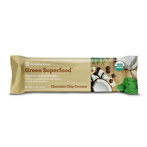 UNFI-1684612-Amazing Grass Green Superfood Nutrition Bar - C