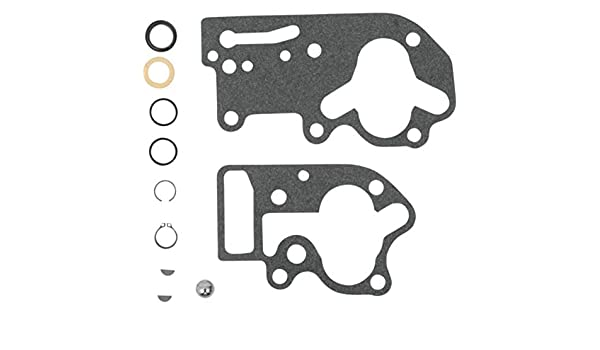 James Gasket Oil Pump Repair Gasket//Seal Kit Black Paper JGI-81-FLH
