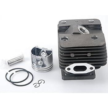Amazon.com: Nuevo Kit de pistón de cilindro para Stihl FS200 ...