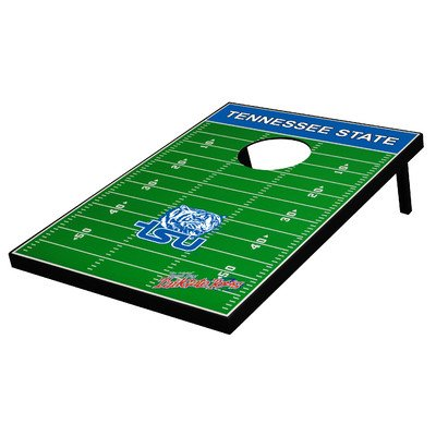 NCAA Cornhole Game Set NCAA Team: Tennessee State by Tailgate Toss