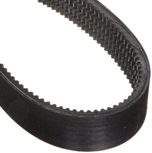 45 Width Overall - Gates 4/3VX450 Super HC Molded Notch Powerband Belt, 3VX Section, 1-1/2