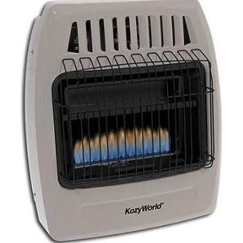 Amazon Com Kozy World 20 6027 Wall Heater Blower Home