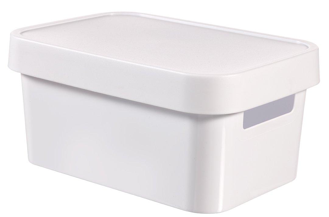 Curver 04746 N23 00 Infinity Storage Box Infinity Mit Deckel