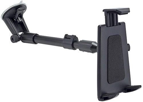 Arkon Tablet Long Arm Windshield Suction Mount for iPad Pro iPad Air iPad 2 Galaxy Tab Pro 12.2 Retail Black