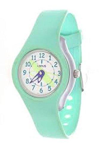 Price comparison product image Seiko LORUS RG253BX9 Children's Kids Aqua Teal Analouge Watch