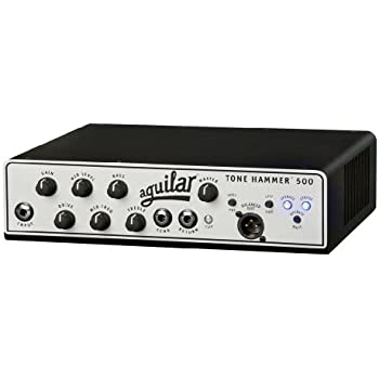 Aguilar Tone Hammer 500-Watt Bass Amplifier Head