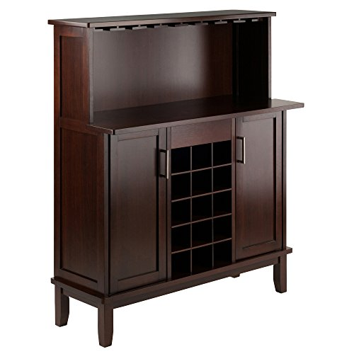 wine and bar cabinet furniture - 5