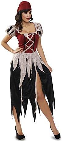 Disfraz mujer pirata del caribe: Amazon.es: Juguetes y juegos