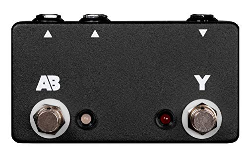 JHS Active A/B/Y Stereo Output Switcher Guitar Pedal