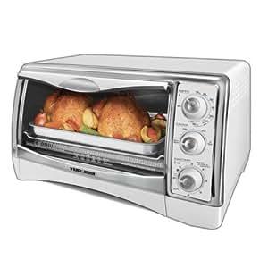 Black & Decker Perfect Broil Countertop Oven - CTO4300W