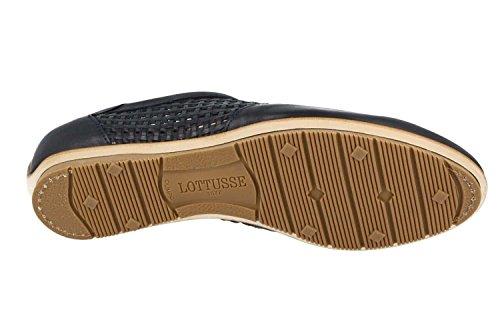 ZAPATO LOTUSSE S8343 BRIGHT CIAN MARINO Azul