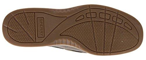 Sperry Top-Sider Frauen Angelfish 2-Augen Hafer Slip-On Loafer Olive / Taupe