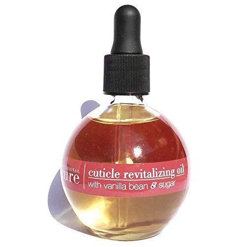 Cuccio Cuticle Revitalizing Oil, Vanilla Bean and Sugar, 2.5 Fluid Ounce ()
