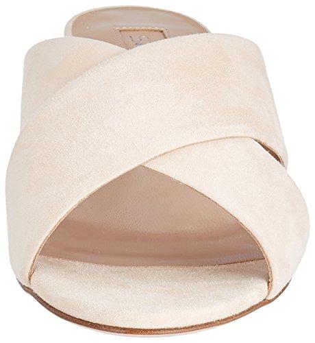 Professional Toe Sandals Beige Sebastian Skin beige Women''s S7558 Suede Open gPnIn6Zx