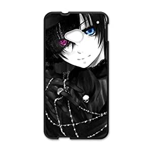 Black Butler Cell Phone Case for HTC One M7