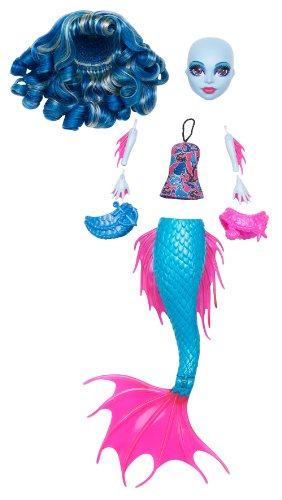 Custom High Monster (Monster High Create-A-Monster Add-On Siren Accessory)