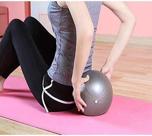 HOBFUFR Hobfuf - Balón de Yoga de tamaño pequeño, Antideslizante ...