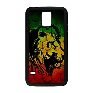 Lonely Lion Cell Phone Case for Samsung Galaxy S5