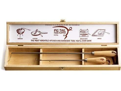 Pig Tail Food Flipper Box Set