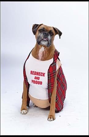 Amazon.com : Fun World Redneck Muscle Costume : Pet