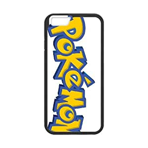 iPhone 6 Plus 5.5 Inch Cell Phone Case Black Pokemon I0450554