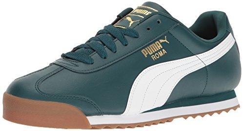 Puma Roma Basic Gold Pelle Scarpe ginnastica