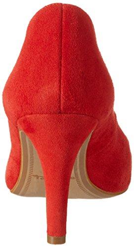 Tamaris Damen 22423 Pumps Rot (CHILI 533)