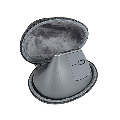Hermitshell Travel Case Fits Logitech MX Vertical Advanced Ergonomic Mouse