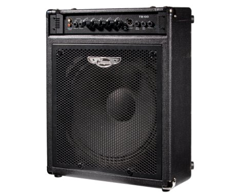 100 WATT BASS AMPLIFIER 1 X 15 (100 Watt Bass Amplifier)