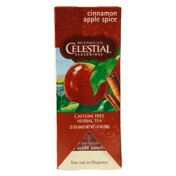 Celestial Seasonings, Herbal Tea (Cinnamon Apple Spice)
