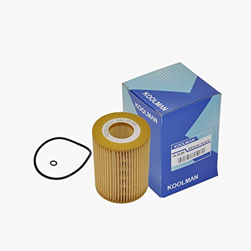 Engine Oil Filter for Sprinter 2500 3500 Mercedes E320 E350 GL320 GL350 ML320 ML350 R320 R350 S350 Diesel Premium (Mercedes Ml320 Diesel)