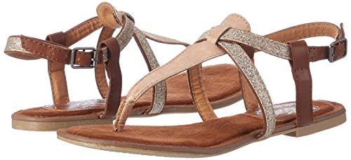 Mujer Sandals Punta 013 Abierta Nude con aus Preußen 03 Sandalias Fritzi Beige EwC8qpx
