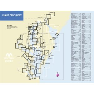 Chesapeake and Delaware Bays Chartkit Book with Companion CD ()