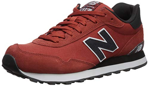 New Balance Men's 515v1 Sneaker, Mars red/Iron Oxide/Magnet, 18 D US