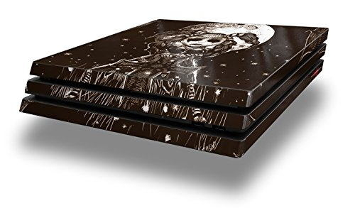 WraptorSkinz PS4 Pro Skin Wrap Willow - Decal Style Skin fits Sony PlayStation 4 Pro Console