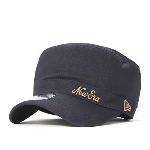 スツール癌リーク(ニューエラ) NEW ERA ゴルフ ワークキャップ アジャスタブル WM-01 STRETCH COTTON WASHABLE ネイビー GOLF FREE (サイズ調整可能)