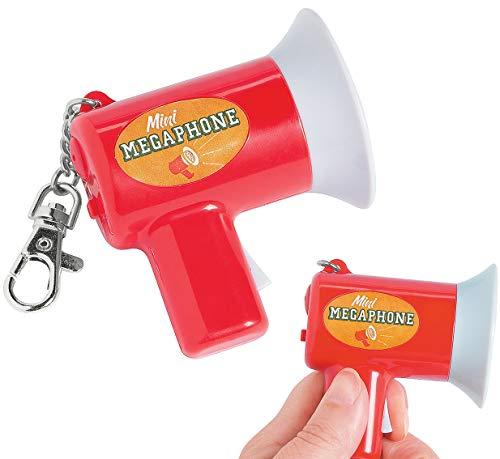 Fun Express Mini Megaphone Keychain Toy  Make Yourself Heard