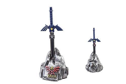Wuu Jau Co Legend of Zelda Hylian Blue Master Sword Letter Opener by Wuu Jau Co